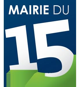 logo mairie Paris 15eme